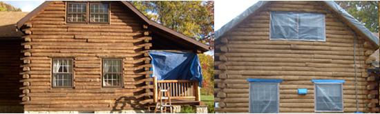 Log Home Repair and Restoration Serving New Jersey, New York, and Connecticut